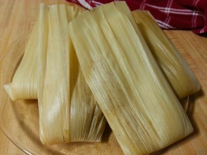 TGXC chicken tamales by TXM