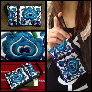 blue white tgxc sml bag