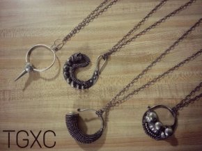 Gunmetal Chain Customizations