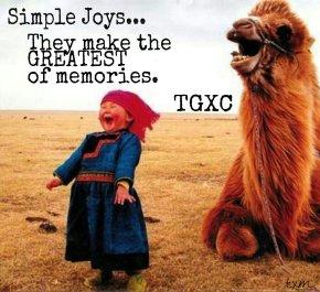 Simple Joys…