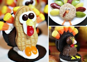 Turkey Treats – Thanksgiving Food Ideas