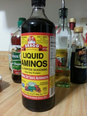 Bragg's Soy Sauce – Gluten Free, Non GMO and Low in Sodium