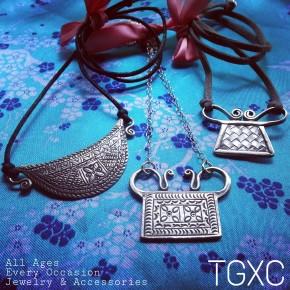 Miao Hmong Jewelry